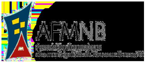 Logo AFMNB - Association francophone des municipalités du Nouveau-Brunswick