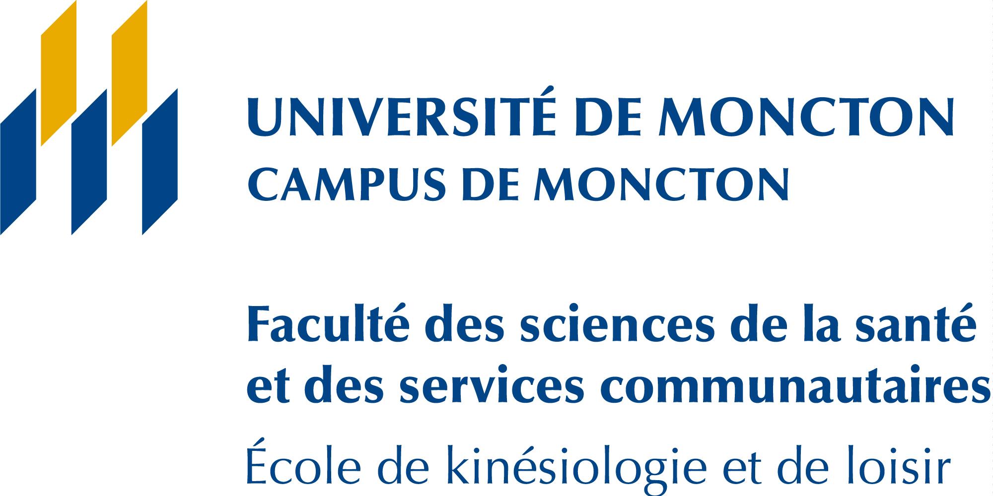 Logo UdeM - Faculté des sciences de la santé et des services communautaires - École de kinésiologie et de loisirs