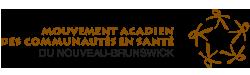 Logo MACSNB - Mouvement Acadien des communautés en santé du Nouveau-Brunswick